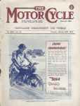 BSA Motorcycle Poster P122
